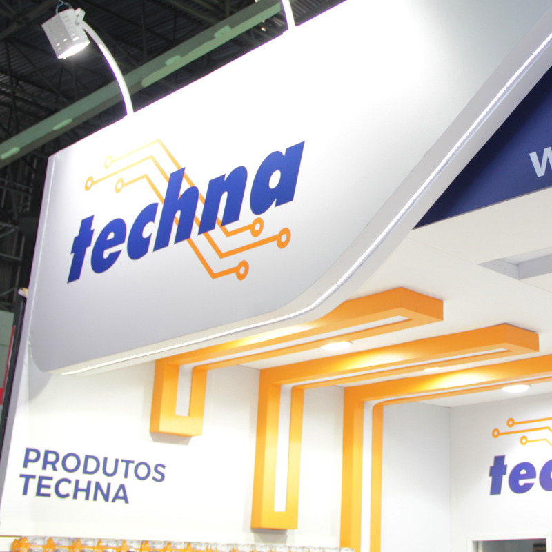 FEICON BATIMAT 2016 - Stand Techna